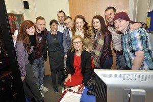 Minister for Education & Skills Jan O'Sullivan at LCFE