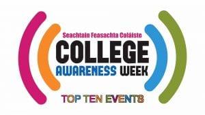 College Awareness Week graphic